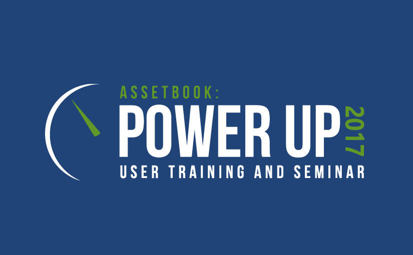 AssetBook's 2017 Power Up User's Conference is slated for September 27-29